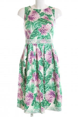 Dorothy Perkins A-Linien Kleid Blumenmuster Elegant