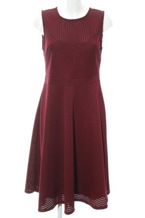 Dorothy Perkins A-Linien Kleid dunkelrot Elegant