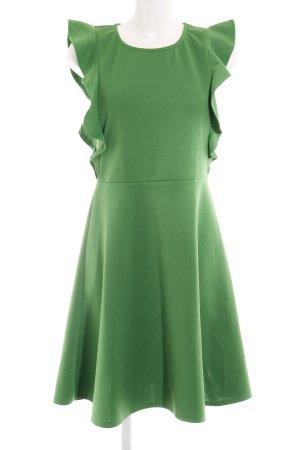 Dorothy Perkins A-Linien Kleid grün Elegant