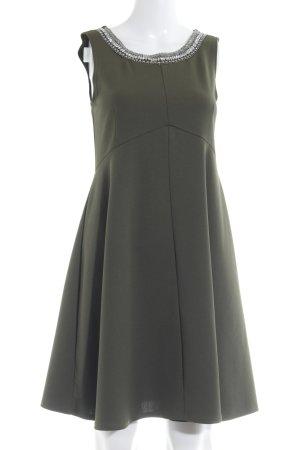 Dorothy Perkins A-Linien Kleid olivgrün Elegant