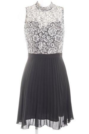Dorothy Perkins A-Linien Kleid schwarz-weiß Elegant
