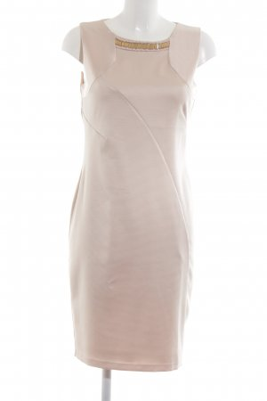 Dorothy Perkins Abendkleid nude-goldfarben Business-Look