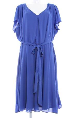 Dorothy Perkins Blusenkleid stahlblau Elegant