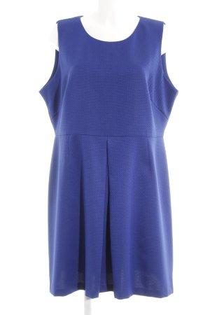 Dorothy Perkins Etuikleid blau Business-Look