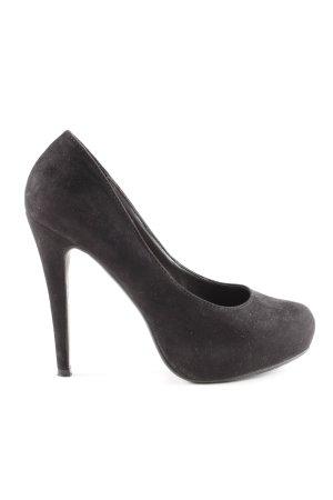Dorothy Perkins High Heels schwarz Elegant