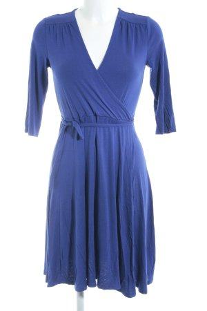 Dorothy Perkins Jerseykleid blau Business-Look