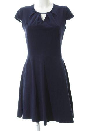Dorothy Perkins Jerseykleid dunkelblau Business-Look