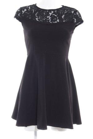 Dorothy Perkins Jerseykleid schwarz Casual-Look
