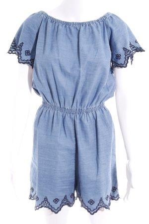 Dorothy Perkins Mono azul aciano look casual