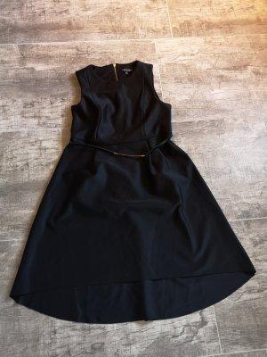 Dorothy Perkins Vestido mullet negro