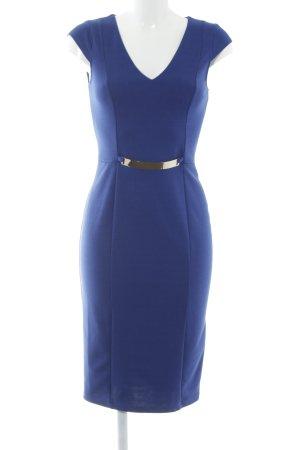 Dorothy Perkins Kurzarmkleid blau Elegant