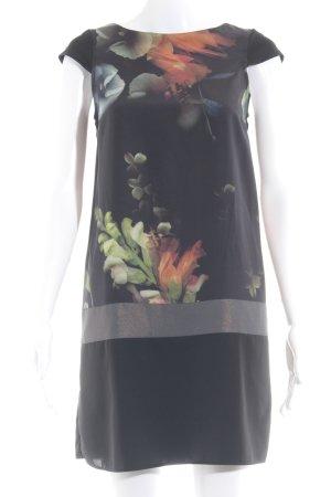 Dorothy Perkins Kurzarmkleid Blumenmuster Casual-Look
