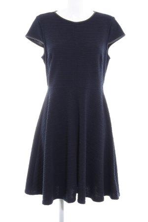 Dorothy Perkins Kurzarmkleid dunkelblau Business-Look