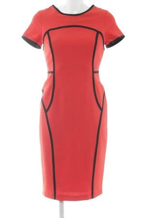 Dorothy Perkins Kurzarmkleid rot Elegant