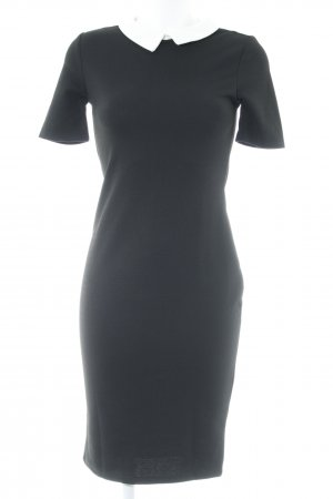 Dorothy Perkins Kurzarmkleid schwarz-weiß Elegant