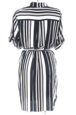 Dorothy Perkins Kurzarmkleid Streifenmuster schlichter Stil