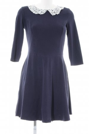 Dorothy Perkins Langarmkleid blau Elegant