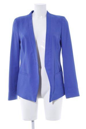 Dorothy Perkins Long-Blazer blau Casual-Look