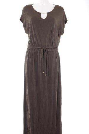Dorothy Perkins Maxikleid khaki-roségoldfarben klassischer Stil