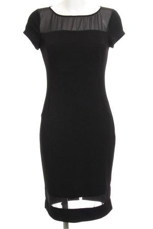 Dorothy Perkins Midikleid schwarz Elegant