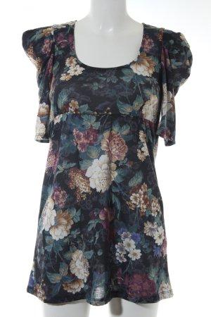 Dorothy Perkins Minikleid Blumenmuster Casual-Look