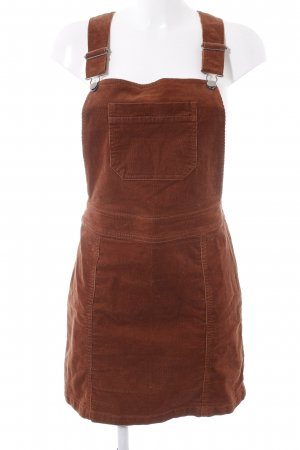 Dorothy Perkins Minikleid cognac Casual-Look