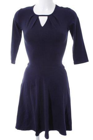 Dorothy Perkins Minikleid dunkelblau klassischer Stil