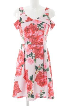 Dorothy Perkins Minikleid florales Muster Romantik-Look