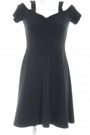 Dorothy Perkins Minikleid schwarz Casual-Look