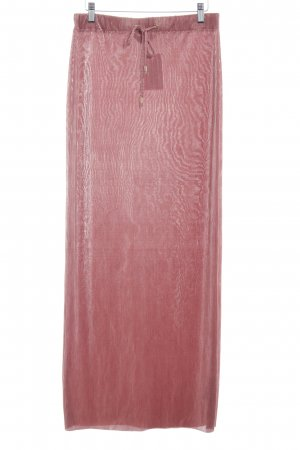 Dorothy Perkins Geplooide rok grijs-lila elegant