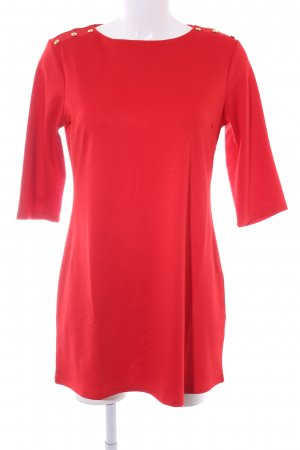 Dorothy Perkins Rundhalspullover rot Casual-Look