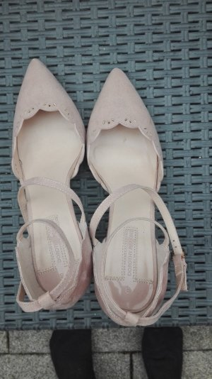 Dorothy Perkins High Heel Sandal nude