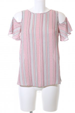 Dorothy Perkins Schlupf-Bluse abstraktes Muster Casual-Look