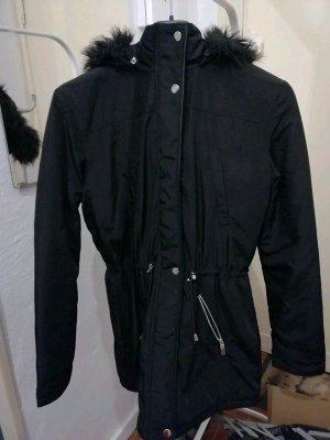 Dorothy Perkins Chaqueta de invierno negro