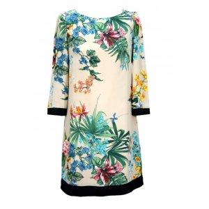 Dorothy Perkins Seidenkleid Tunika Kleid