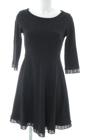 Dorothy Perkins Shirtkleid schwarz klassischer Stil