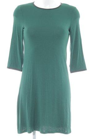 Dorothy Perkins Shirtkleid waldgrün-schwarz Casual-Look