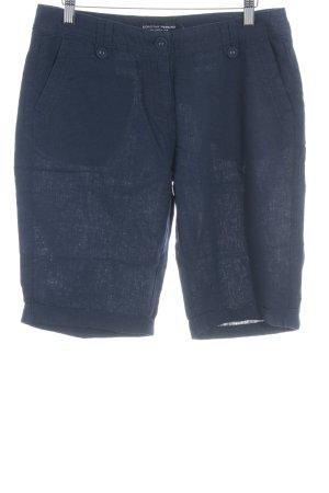 Dorothy Perkins Shorts azul oscuro look casual