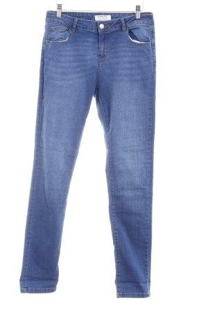 Dorothy Perkins Slim Jeans stahlblau Casual-Look