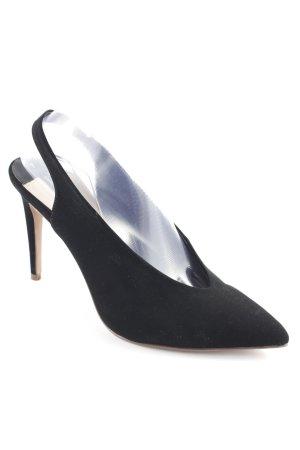 Dorothy Perkins Slingback-Pumps schwarz Elegant