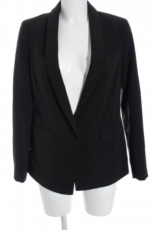 Dorothy Perkins Smoking-Blazer schwarz Dandy-Look