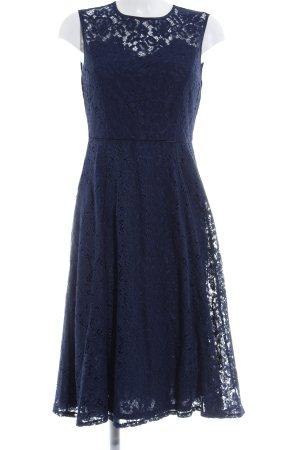 Dorothy Perkins Spitzenkleid dunkelblau Elegant