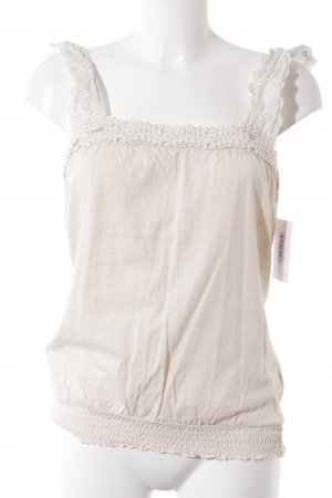 Dorothy Perkins Lace Top nude-natural white casual look