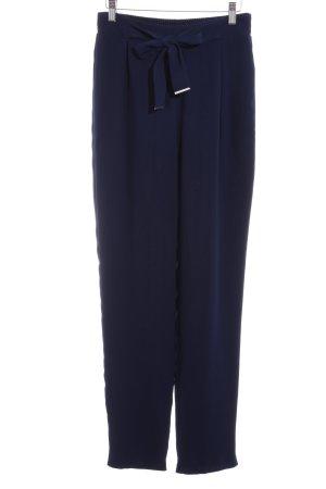 Dorothy Perkins Pantalón tipo suéter azul estilo «business»