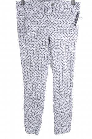 Dorothy Perkins Stretchhose abstraktes Muster Casual-Look