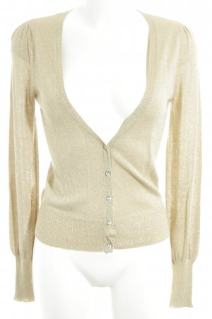 Dorothy Perkins Strick Cardigan creme-wollweiß Casual-Look