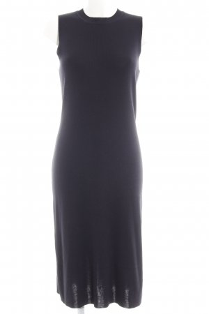 Dorothy Perkins Strickkleid dunkelblau schlichter Stil