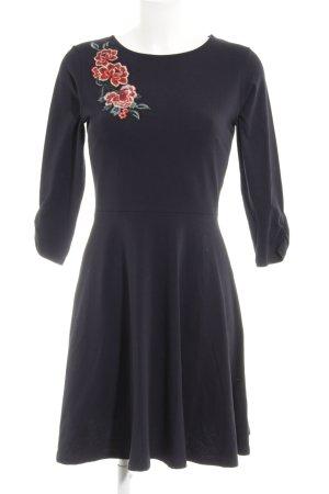 Dorothy Perkins Sweatkleid Blumenmuster Casual-Look