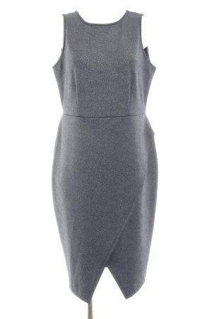 Dorothy Perkins Trägerkleid dunkelblau-silberfarben Casual-Look