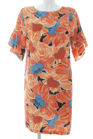 Dorothy Perkins Vestido tipo túnica naranja-azul claro Estilo playero